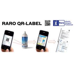 qr-label-etichettatura-innovativa-raro-industria-detergenti-matera